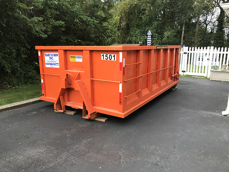Blog 3- Dumpster